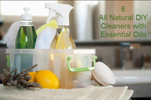 6 Non-Toxic DIY Household Cleaning Recipes