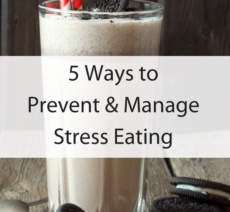 Stress Eating: How to Prevent and Manage the Habit