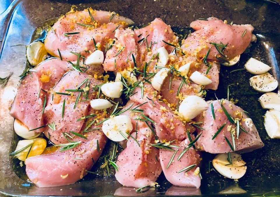 Rosemary Chicken with Garlic & Lemon: An Entrepreneur's Simple Recipe