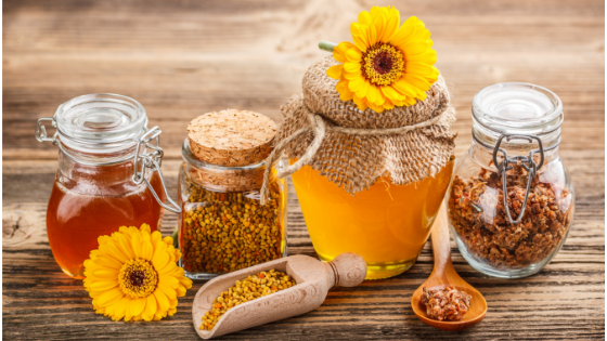 {Health Hack} Honey: The Greatest Sugar Substitute, Ever